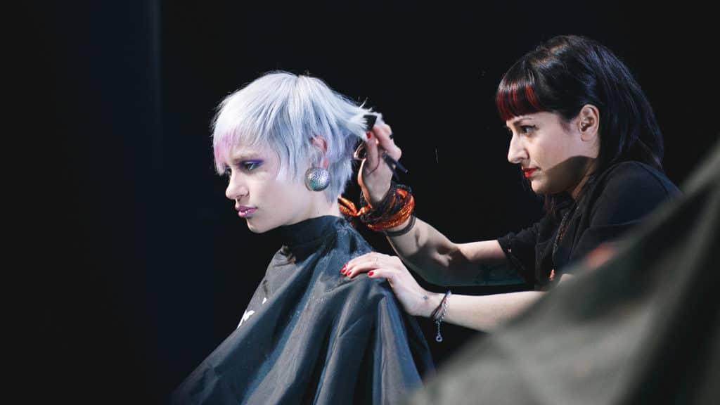 hair academy imparare le tecniche di taglio
